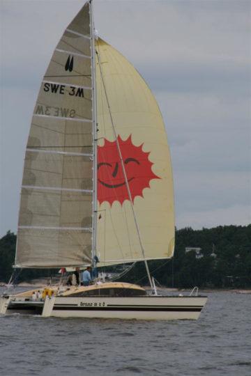 Boot gevonden: Genovevo de la O (een Maram 36)